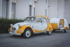 Citröen-2cv-wohnwagen