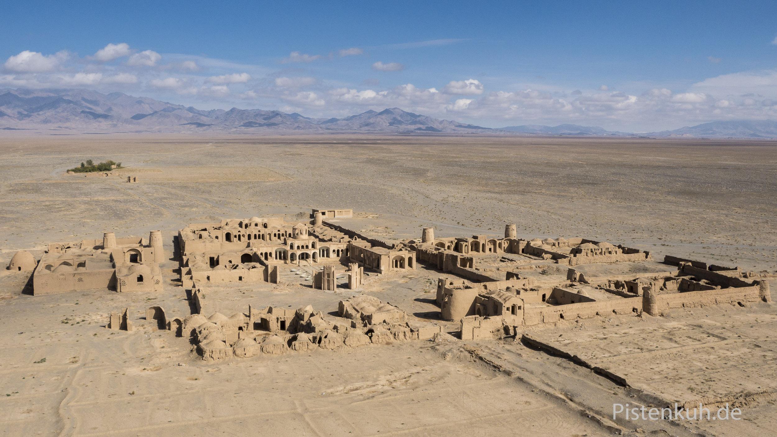 Iran-Ruinenstadt