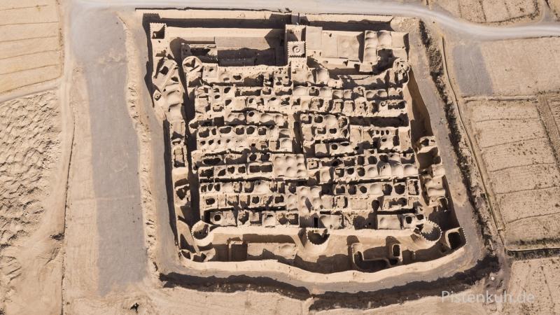 Iran-Saryazd-Castel-2
