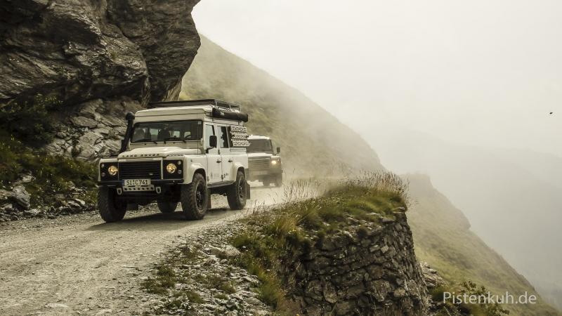 Land-Rover-TD4-Abenteuer-Assietta-Kammstrasse