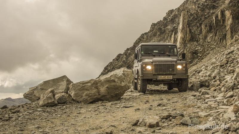 Land-Rover-TD4-Abenteuer-Colle-Sommeiller