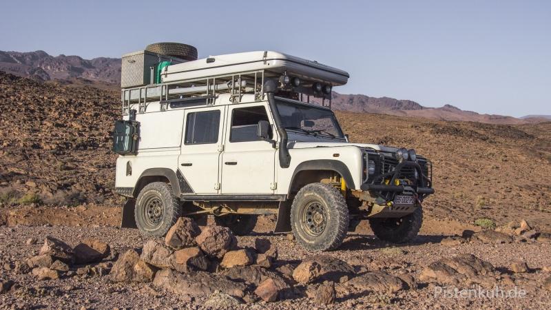 Landy-Reisemobil-Dachzelt