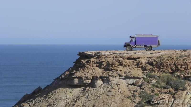 Expeditionsmobil-Afrikareise