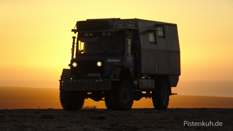 Offroad-Expeditionsmobil