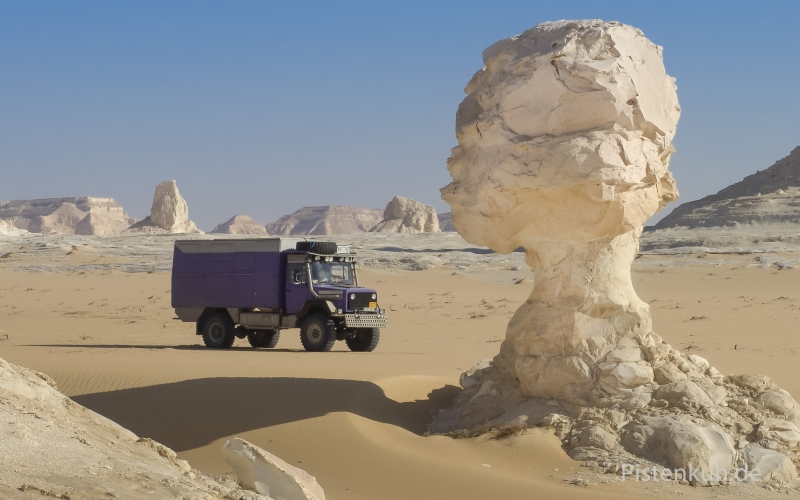 Pistenkuh-Expeditionsmobil-Afrika