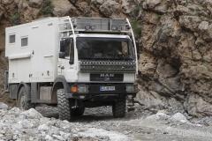 MAN-Allrad-Fernreisemobil