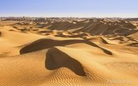 Oman-Wuestenlandschaft