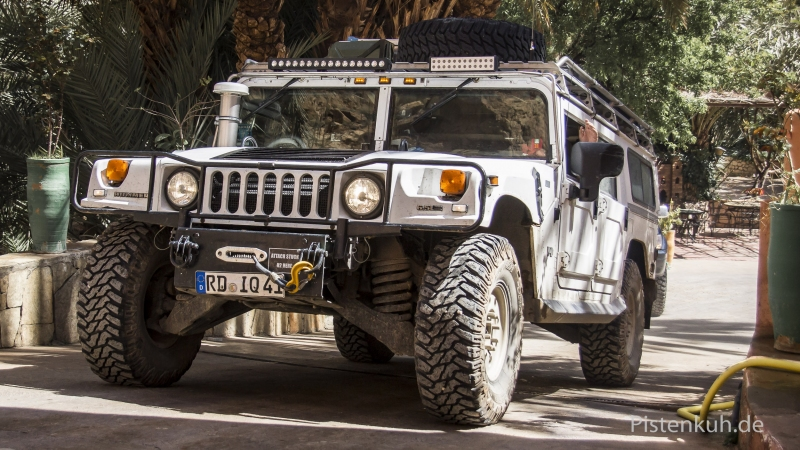 Hummer-Expeditionsmobil