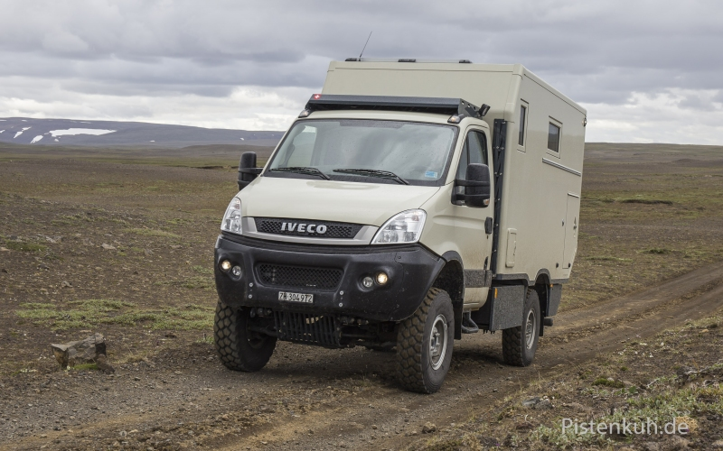 Iveco-Allrad-Expeditionsmobil