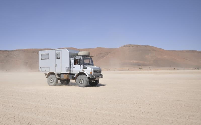 Unimog-U4000-Actionmobil