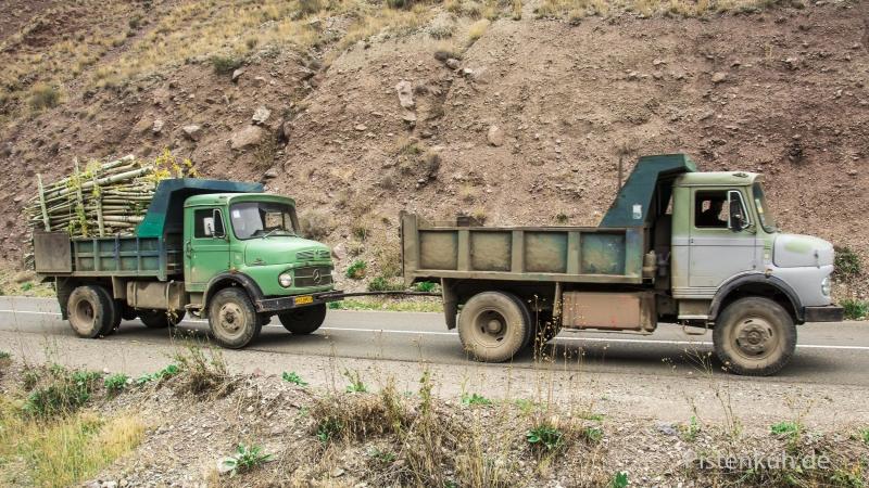 Verkehr-Iran-Rundhauber