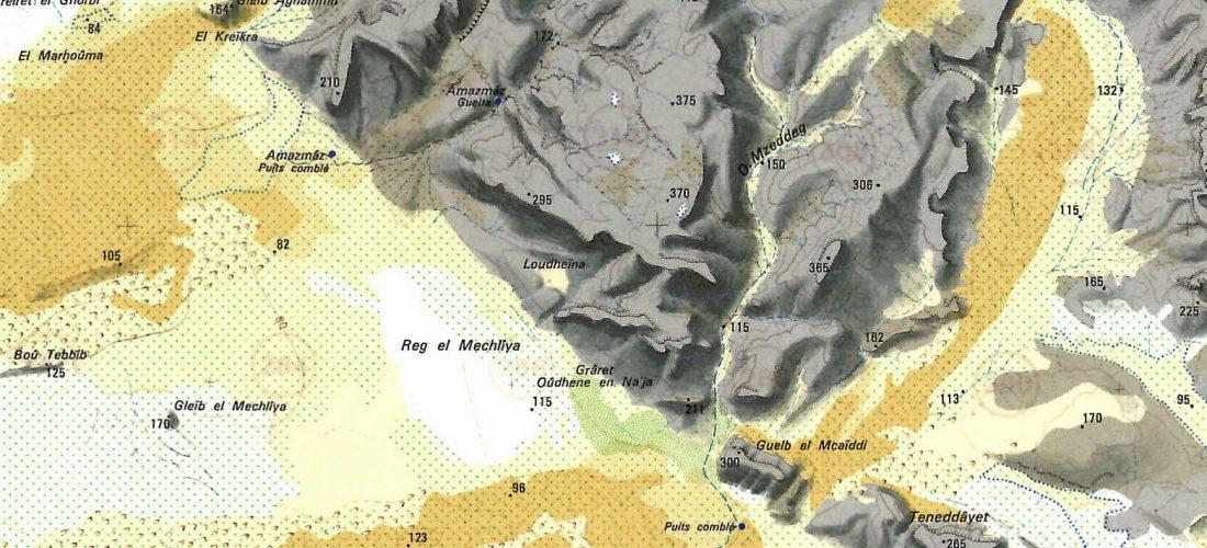 GPS Daten zur Expedition Erg Amatlich