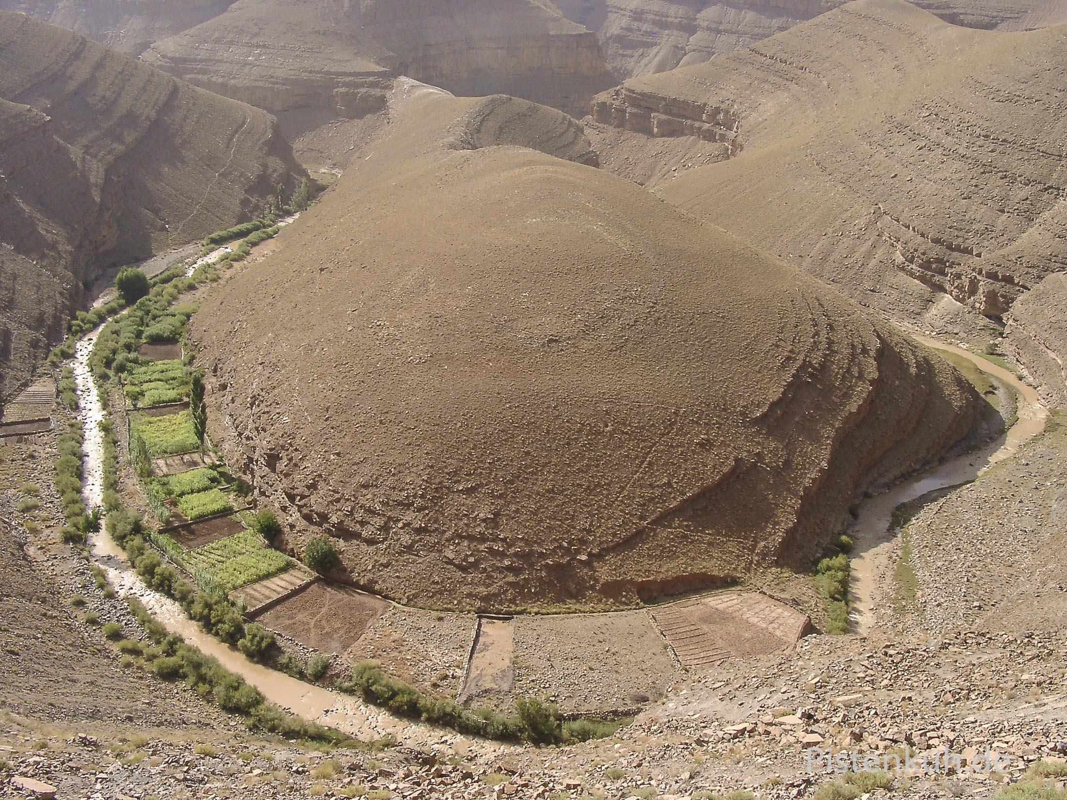 Die Dades-Schlucht, ein Highlight einer jeden Marokkoreise