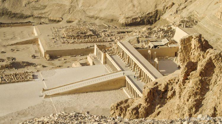 Hatschepsut Tempel Ägypten