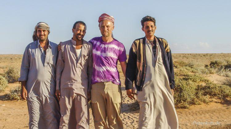 Ägypten Beduinen