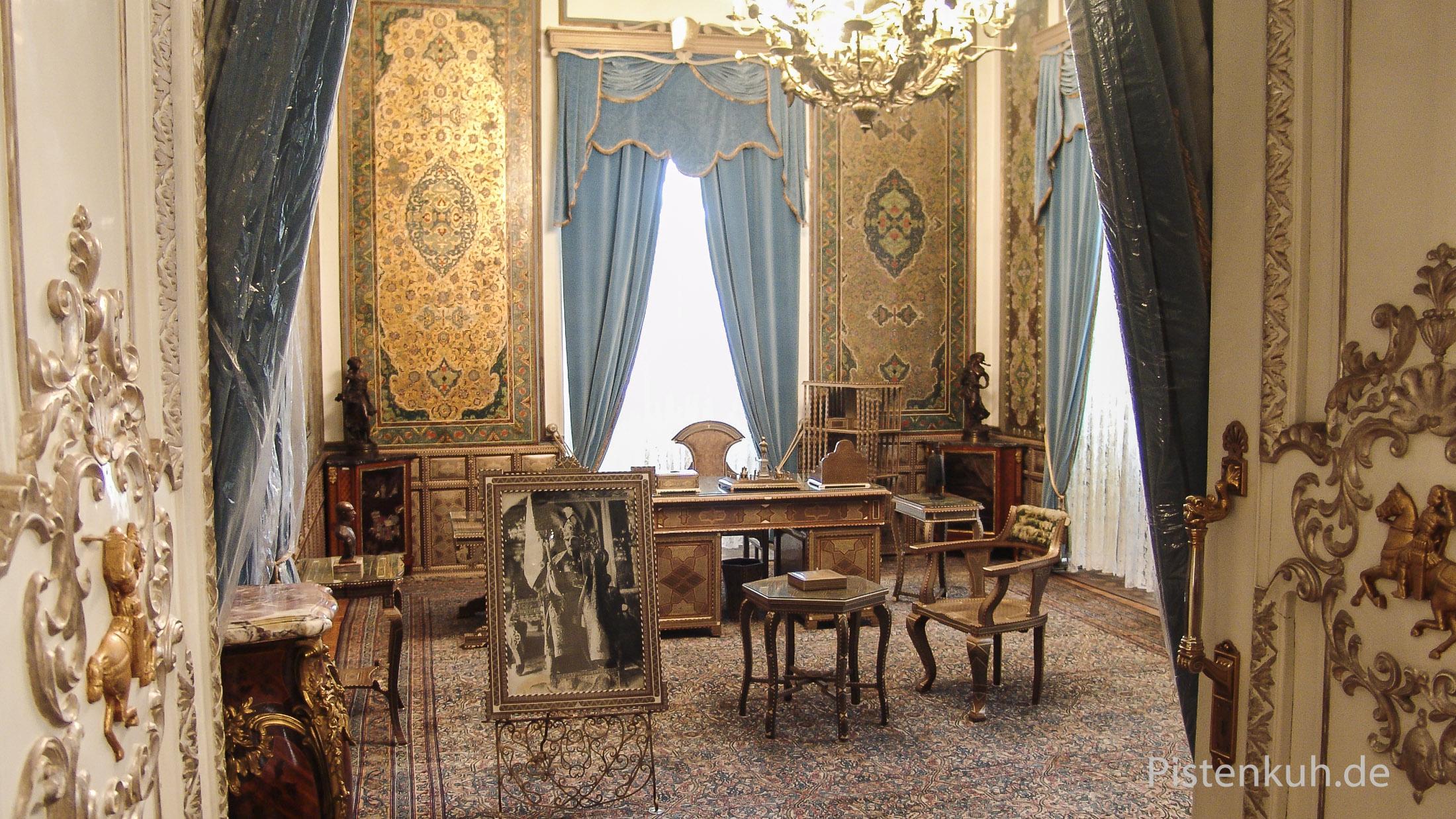 Schah-Palast in Teheran