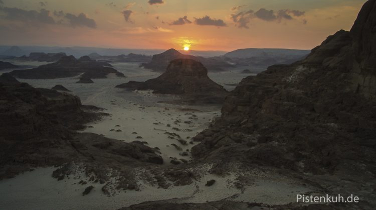 Sinai Sonnenuntergang