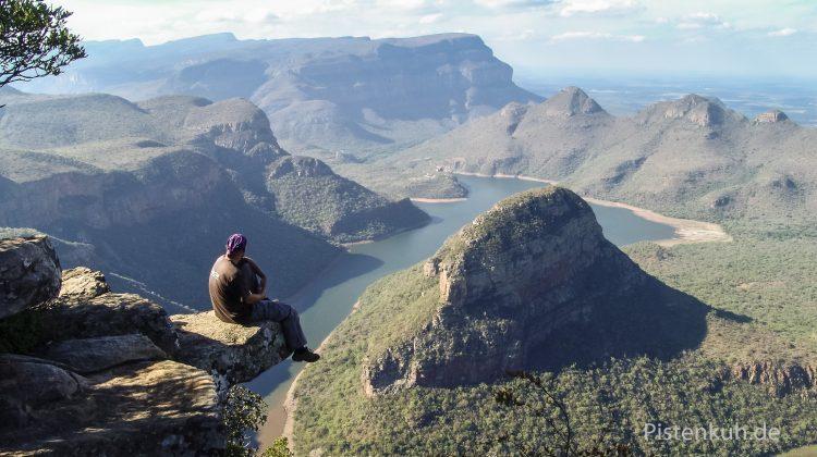 Blyde River in Südafrika
