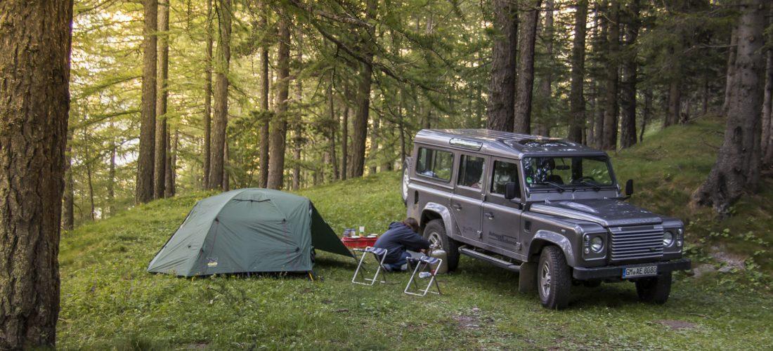 Zelte – Welches Zelt für welches Abenteuer