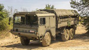 MAN KAT 6x6 Militär