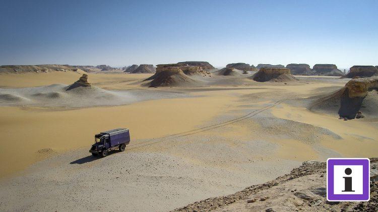 Aegypten Offroad Abenteuer