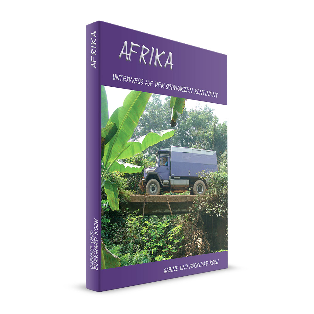 Afrika Buch Pistenkuh