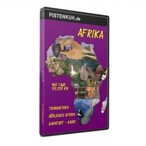 Afrika Paket Pistenkuh