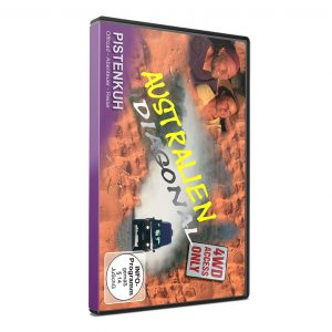 Australien Diagonal DVD Pistenkuh