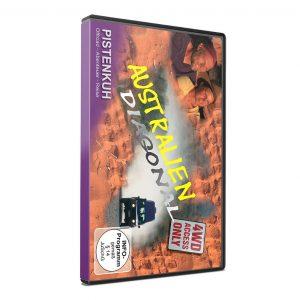 Australien Diagonal DVD Pistenkuh
