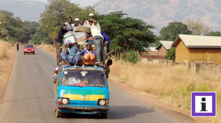 Benin Straßenverkehr