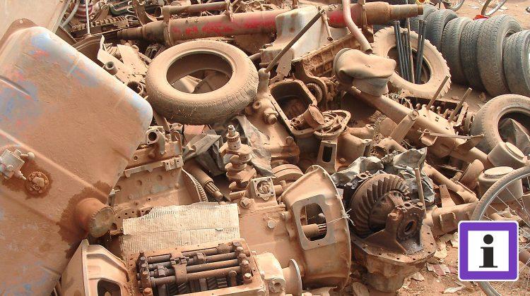 Autoteilehandel Burkina Faso