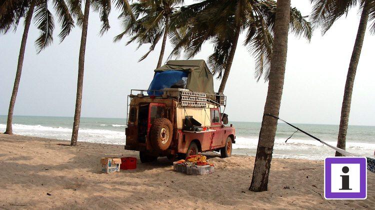 Ghana Strand Offroad
