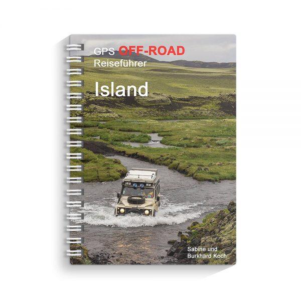 GPS Offroad Reiseführer Island Pistenkuh