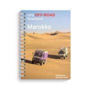 GPS Offroad Reiseführer Marokko Pistenkuh