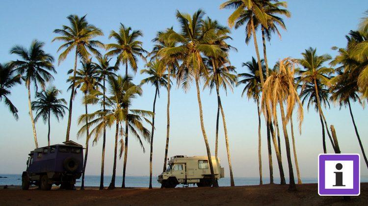 Indien Goa Strand