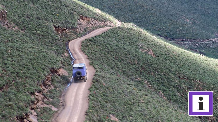 Lesotho Offroad