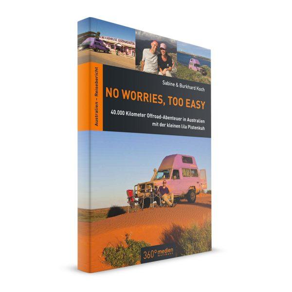 No Worries, Too Easy Buch Pistenkuh