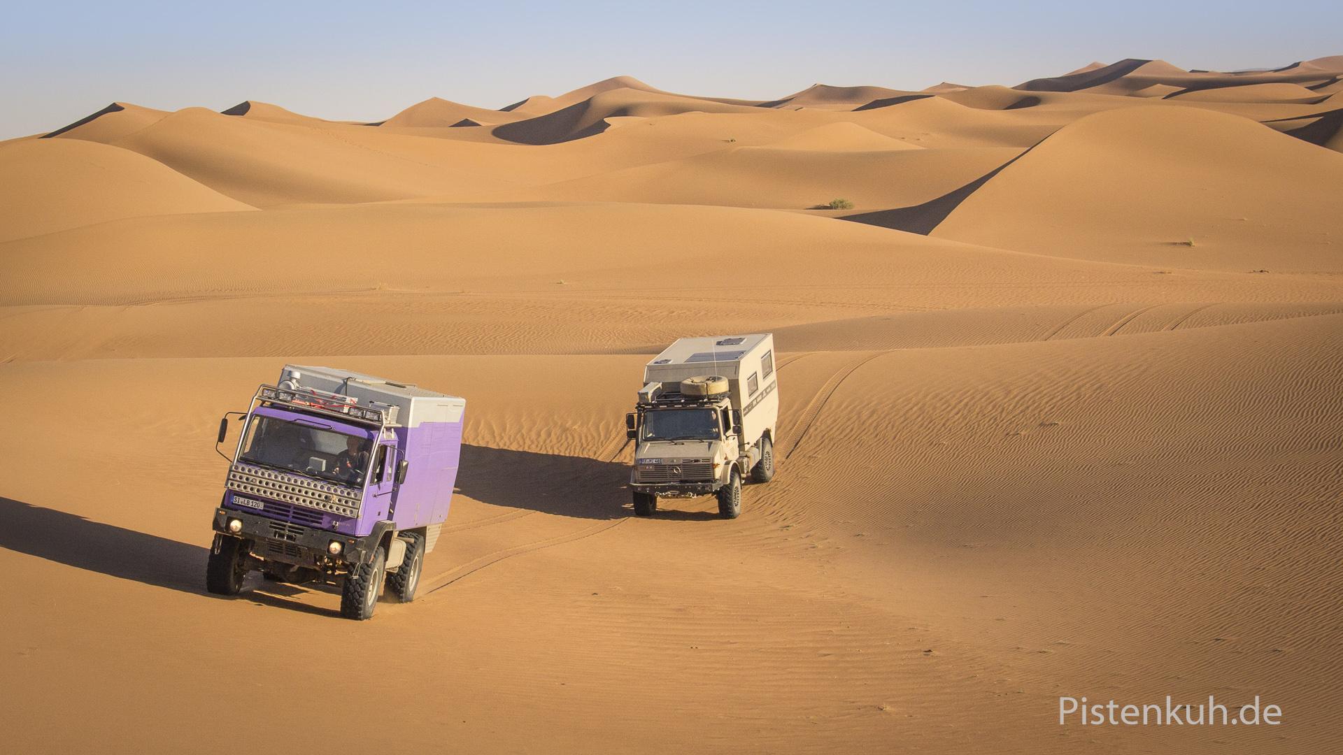Offroad fahren in Marokko