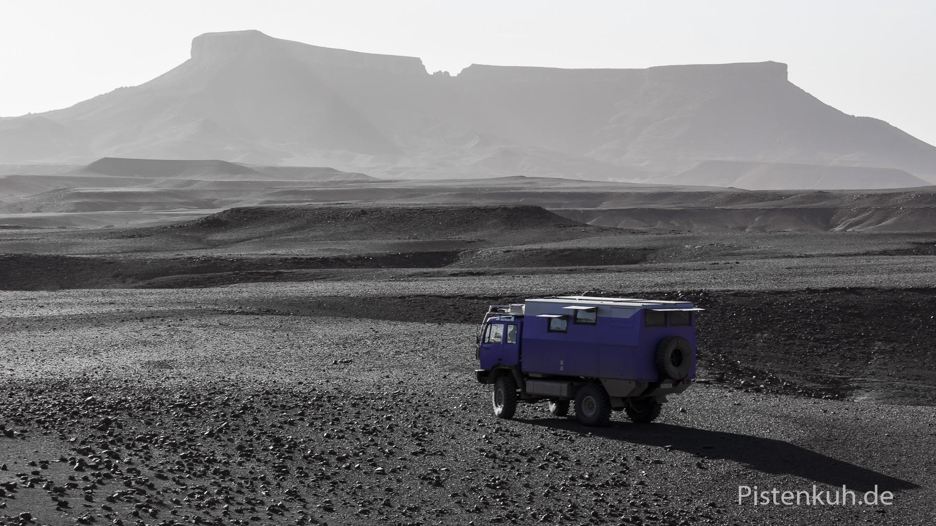 Offroad in Marokko
