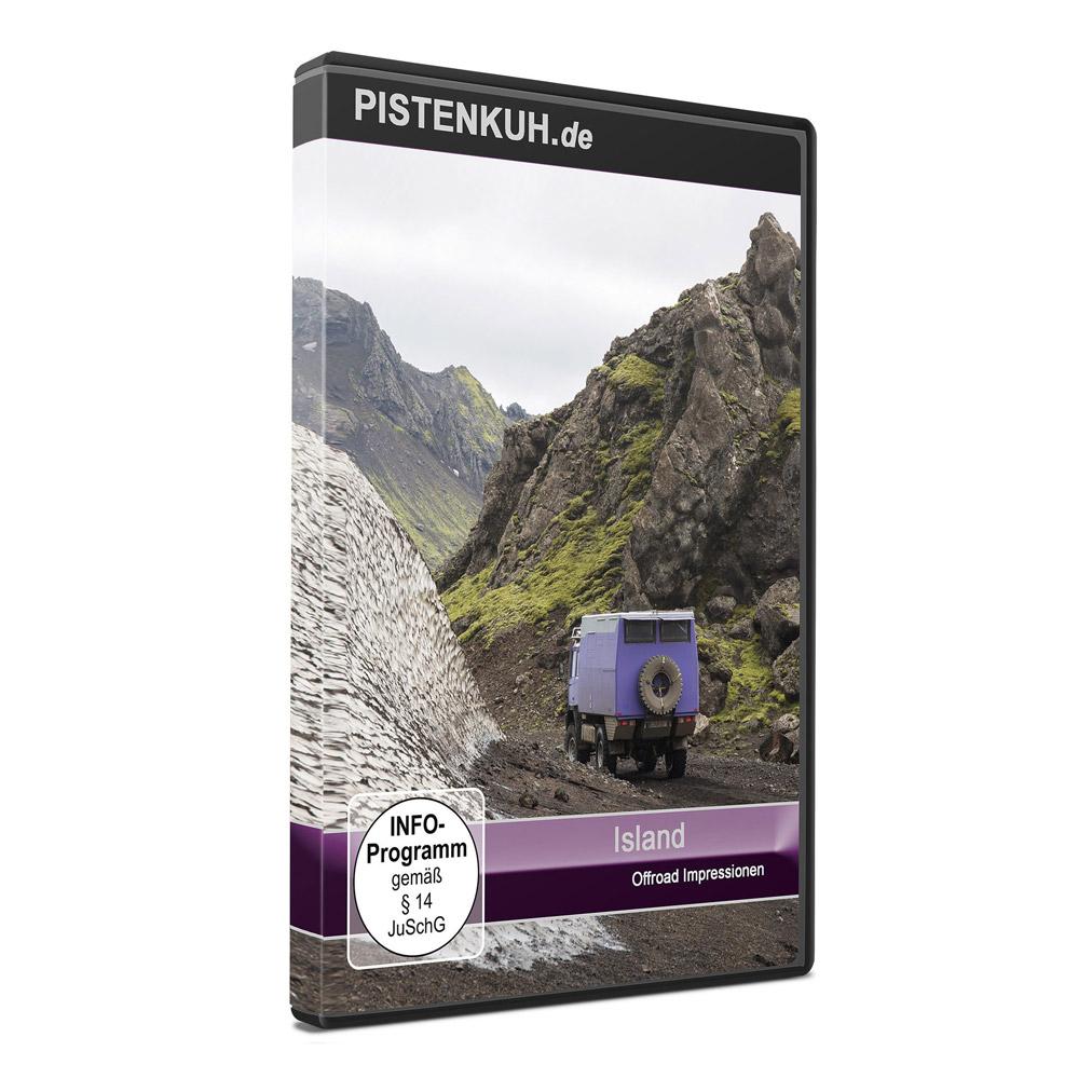 Offroad Impressionen Westalpen Pistenkuh