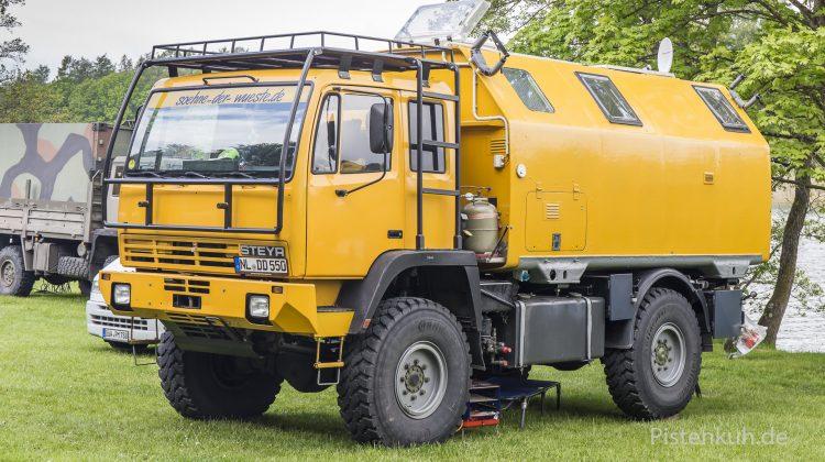 Steyr 12M18 Fernreisemobil