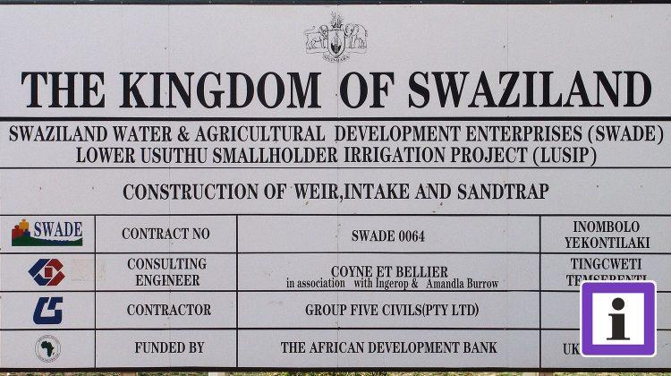 Königreich Swasiland