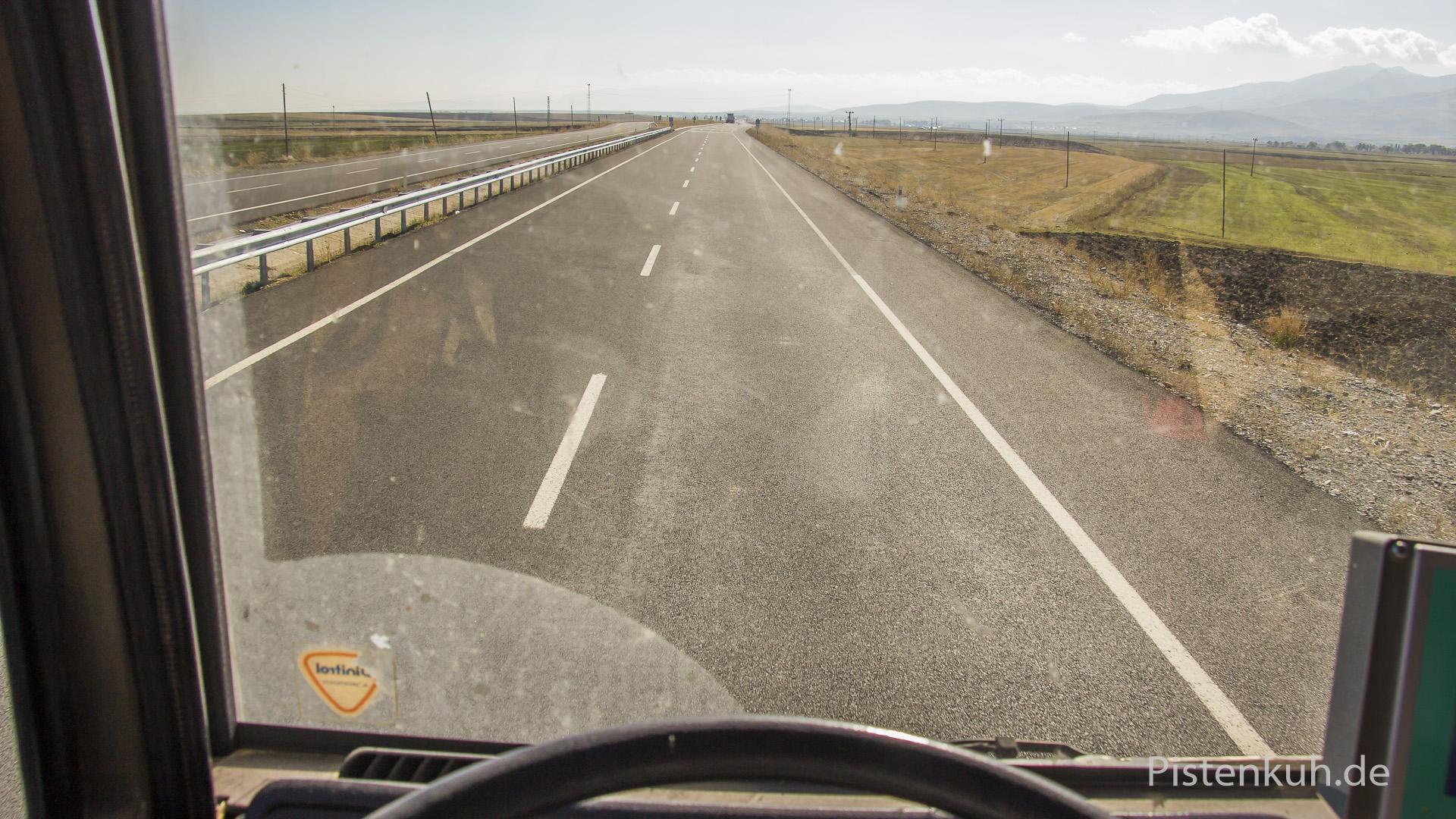 Landstraße Türkei