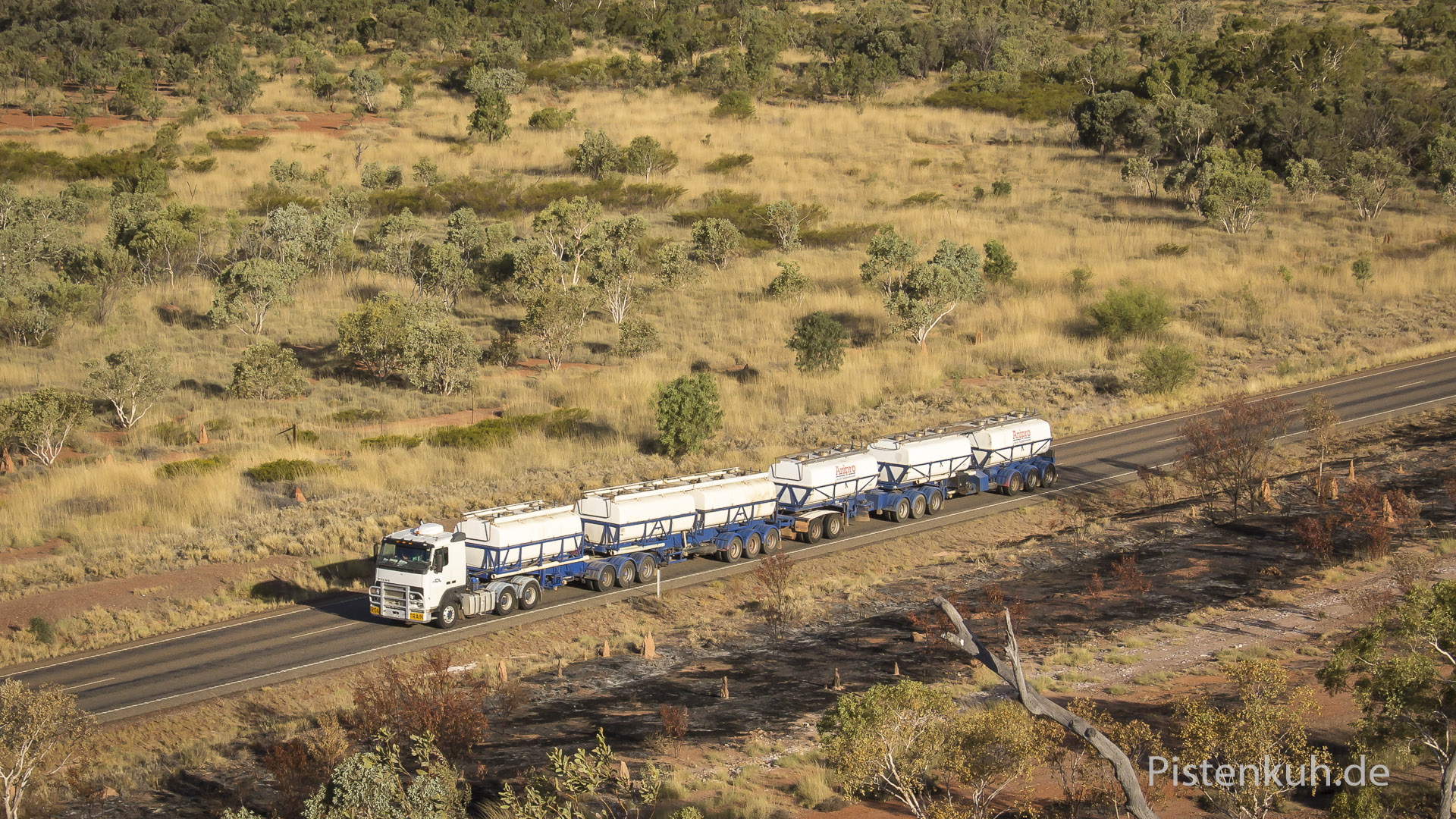 BAB-Quad Roadtrain