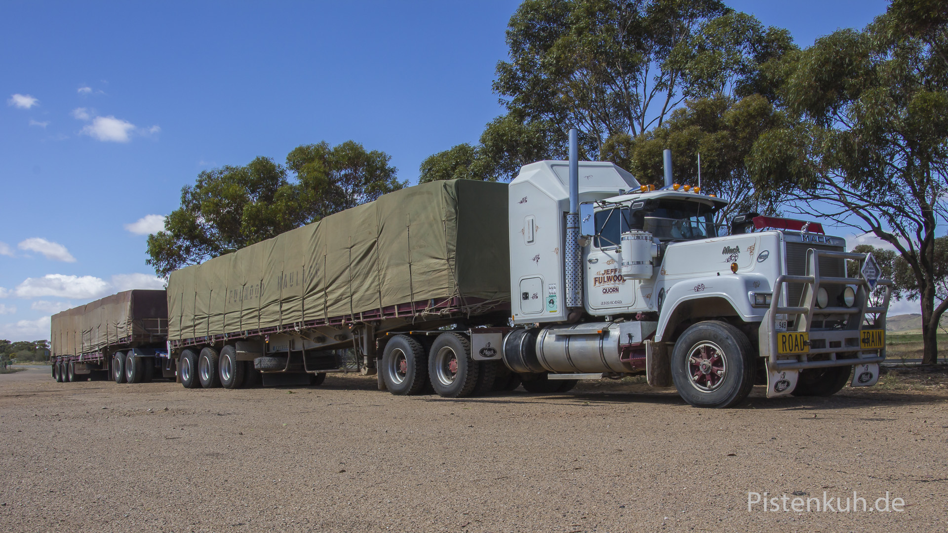 Double Roadtrains
