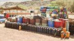 Tankstelle in Mali