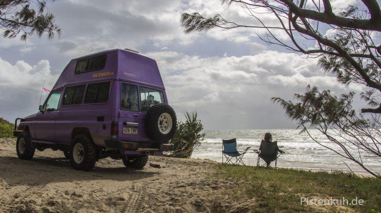 Offroad Australien - Fraser Island