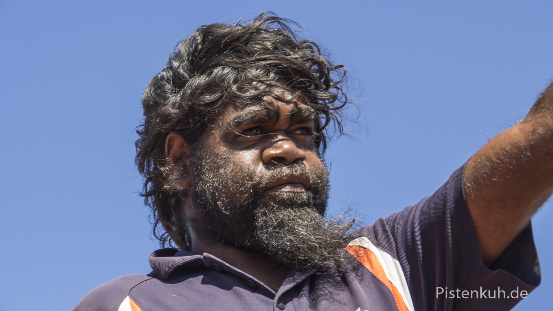 Christopher Elders der Martu