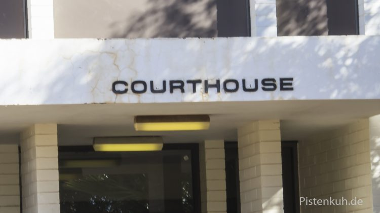 courthouse in australien