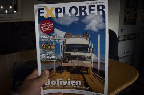 Explorer Magazin